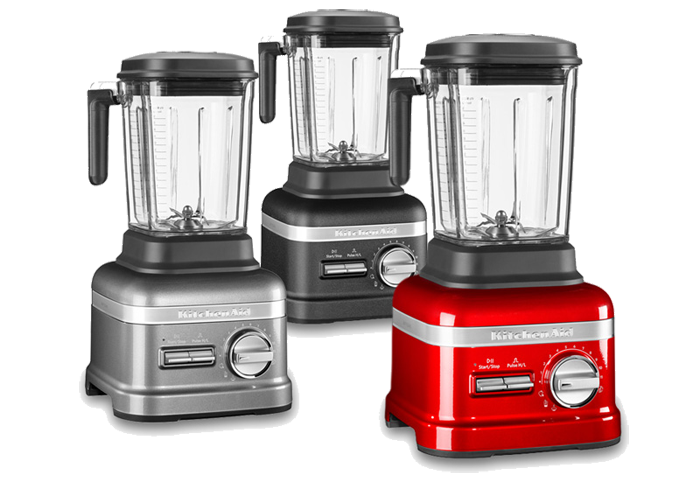 KitchenAid Artisan Power Plus Turmixgép Medál ezüst