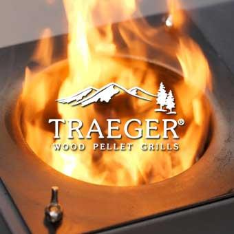 Traeger Timberline 850 pelett grill & BBQ