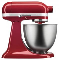 KitchenAid Mini robotgép piros